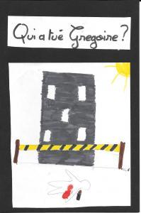 Qui a tué Grégoire? Par Amel