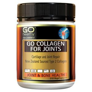 GO Healthy Go Collagen For Joints 120 vegecaps