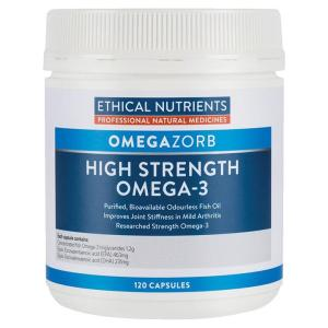 Ethical Nutrients Hi-Strength Fish Oil 220 Capsules