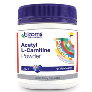 Acetyl L-Carnitine Powder 250g – Blooms