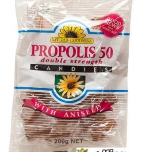 Propolis Candies 200g Aniseed – Natures Goodness