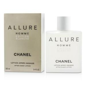 Chanel Allure Homme Edition Blanche After Shave Lotion 100ml/3.4oz Men's Fragrance