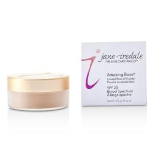 Jane Iredale Amazing Base Loose Mineral Powder SPF 20 – Golden Glow 10.5g/0.37oz Make Up
