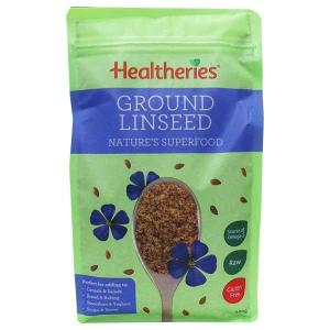 Healtheries Ground Linseed 400gm