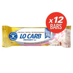 Aussie Bodies Lo Carb Special Edition Bar 60g (Box of 12)