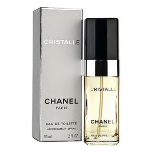 Chanel Fragrance Cristalle Eau de Toilette 2oz, 60ml
