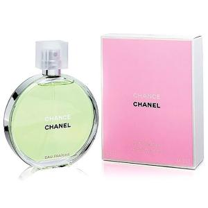 Chanel Fragrance Chance Eau Fraiche Spray 1.7oz, 50ml