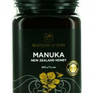 700+ Manuka Honey Black Label 500g – Watson & Son