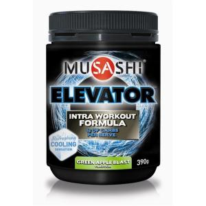 Musashi Elevator Intra Workout Formula 390g (26 serves)