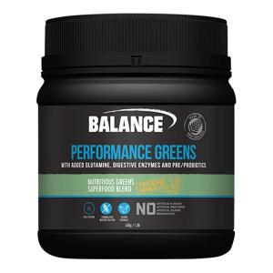 Balance Performance Greens – Pineapple Mango 600gm