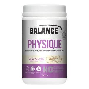 Balance Physique – Vanilla Protein Powder 500gm