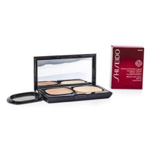 Shiseido Advanced Hydro Liquid Compact Foundation SPF15 (Case + Refill) – WB60 Natural Deep Warm Beige 12g/0.42oz Make Up