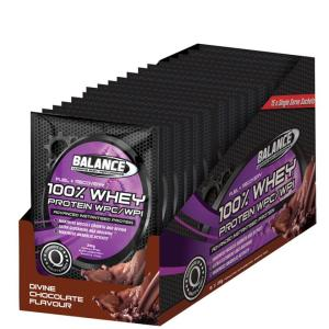 Balance 100% Whey Protein Sachet 28g (Box of 15)