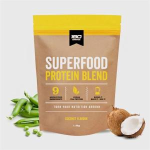 180 Nutrition Plant Superfood Protein Blend 1.2kg Chocolate