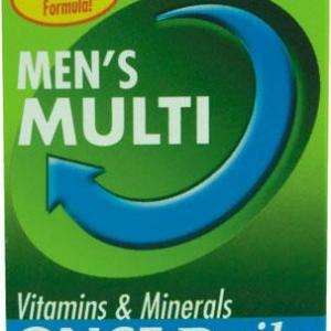 Cenovis Men's Multi Vitamins & Minerals Once Daily Cap X 31