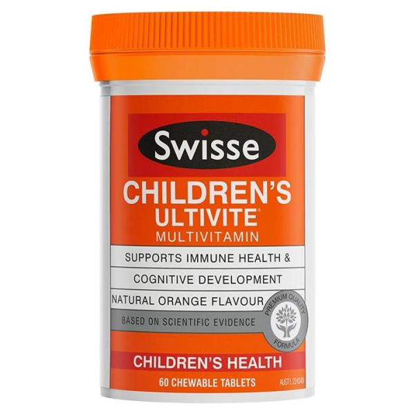 Swisse Ultivite Children's Tab X 60