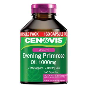 Cenovis Evening Primrose Oil 1000mg Cap X 160