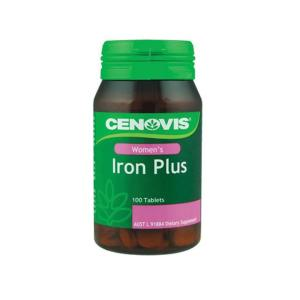 Cenovis Iron Plus Tab X 100