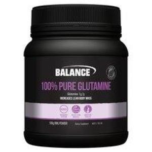 Balance 100% Pure Glutamine 500gm