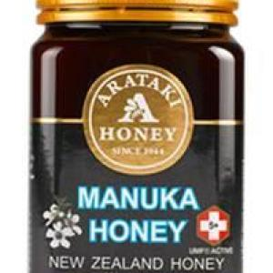 Arataki Honey Manuka Honey UMF 5 + 250gm