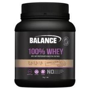 Balance 100% Whey Natural Cookies & Cream 2.8 Kilo