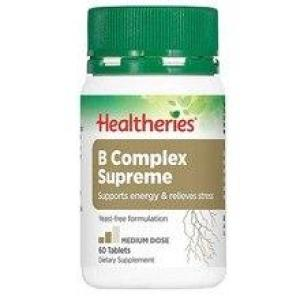 Healtheries B Complex Supreme 60 tablets