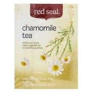 Red Seal Chamomile Tea 25 teabags