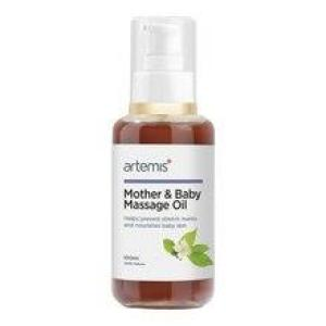 Artemis Mother & Baby Massage Oil 100ml