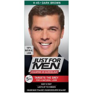 Just For Men Shampoo-In Haircolour (Dark Brown)