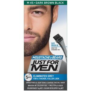 Just For Men Moustache And Beard (Dark Brown Black)