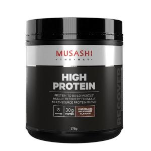 Musashi High Protein Chocolate 375g