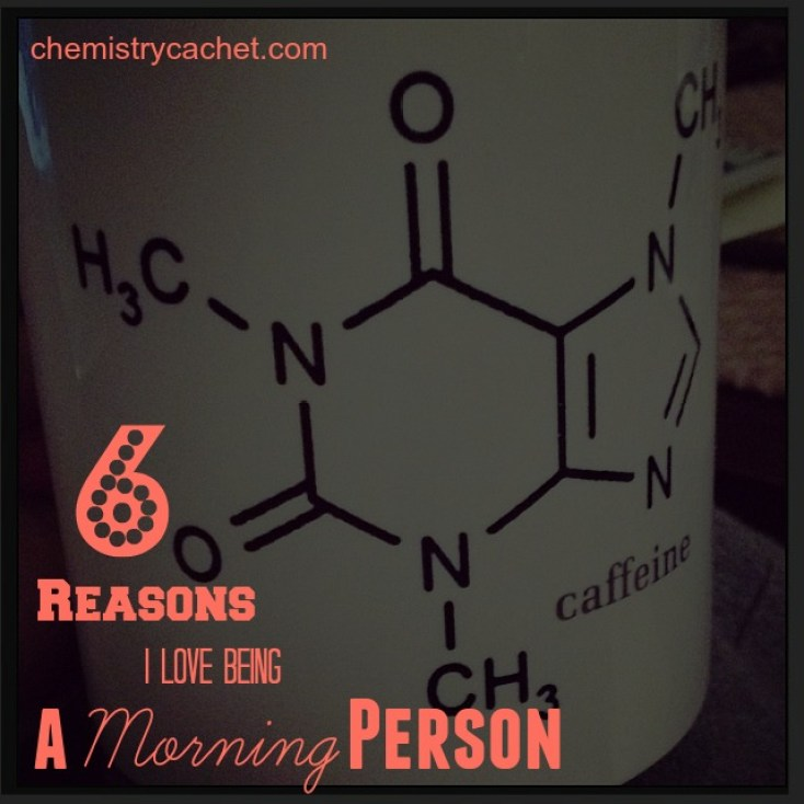 6 reasons I love mornings
