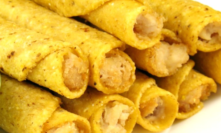 Nostalgic New Year's Even Menu with Taquitos!