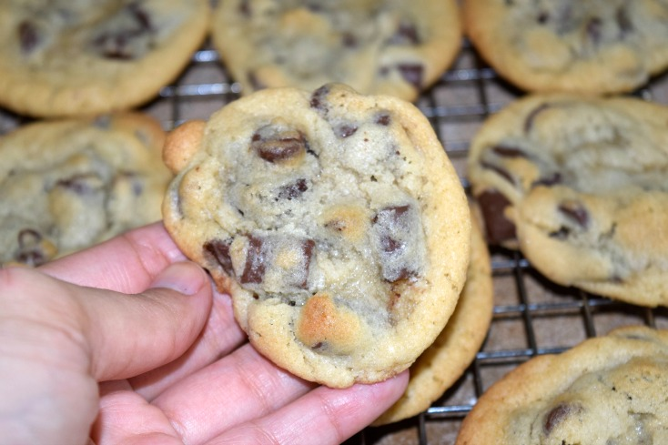 secrets to the perfect chocolate chip cookie
