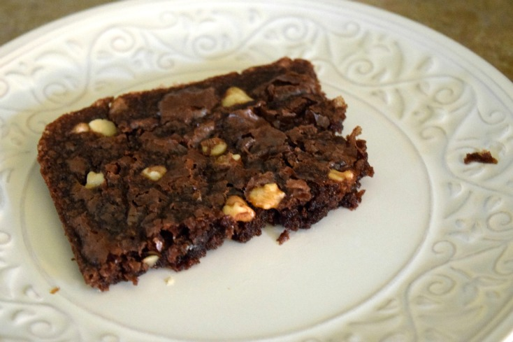 Super Easy Dairy-free Dutch Brownies!