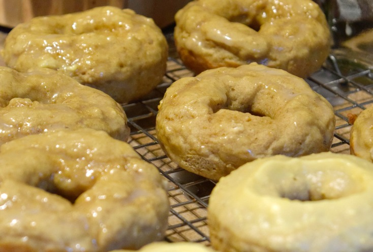 he most delicious gluten-free vanilla glazed donut recipe! Not only is it super easy, but it's not bad for you and perfect for anyone who needs gluten-free options. Also can be dairy-free!