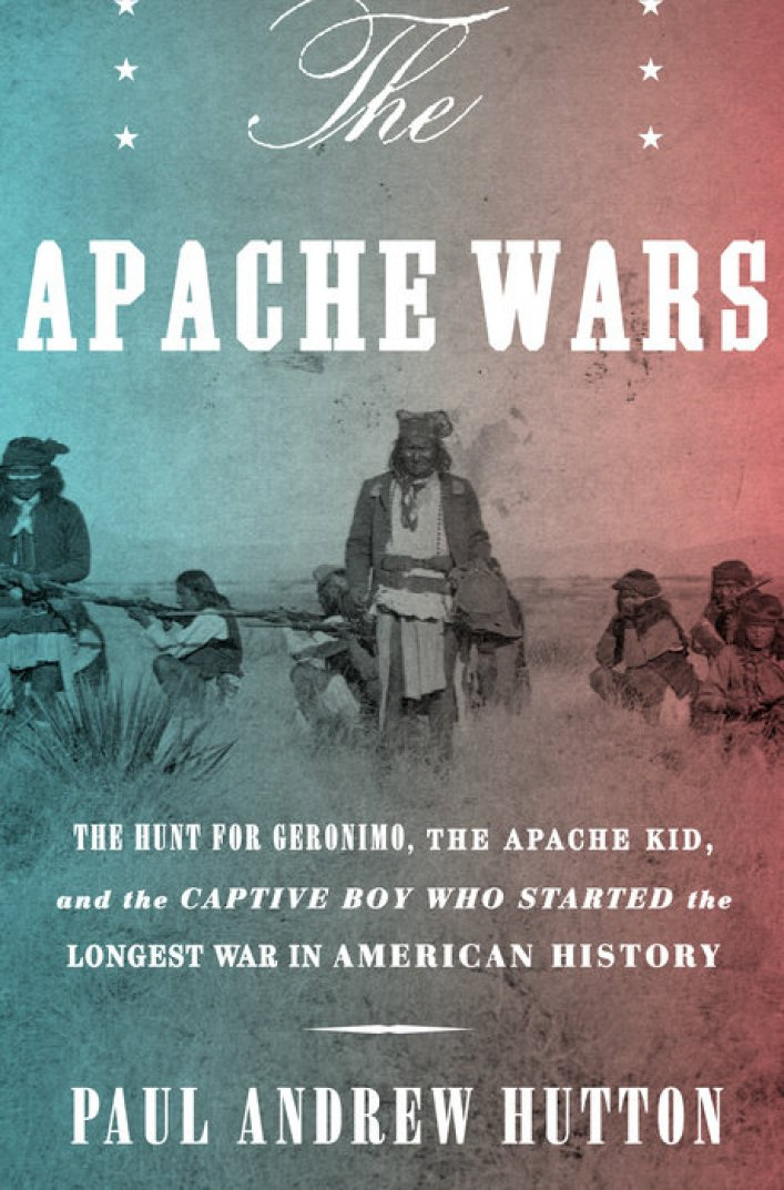 The Apache Wars Book Review