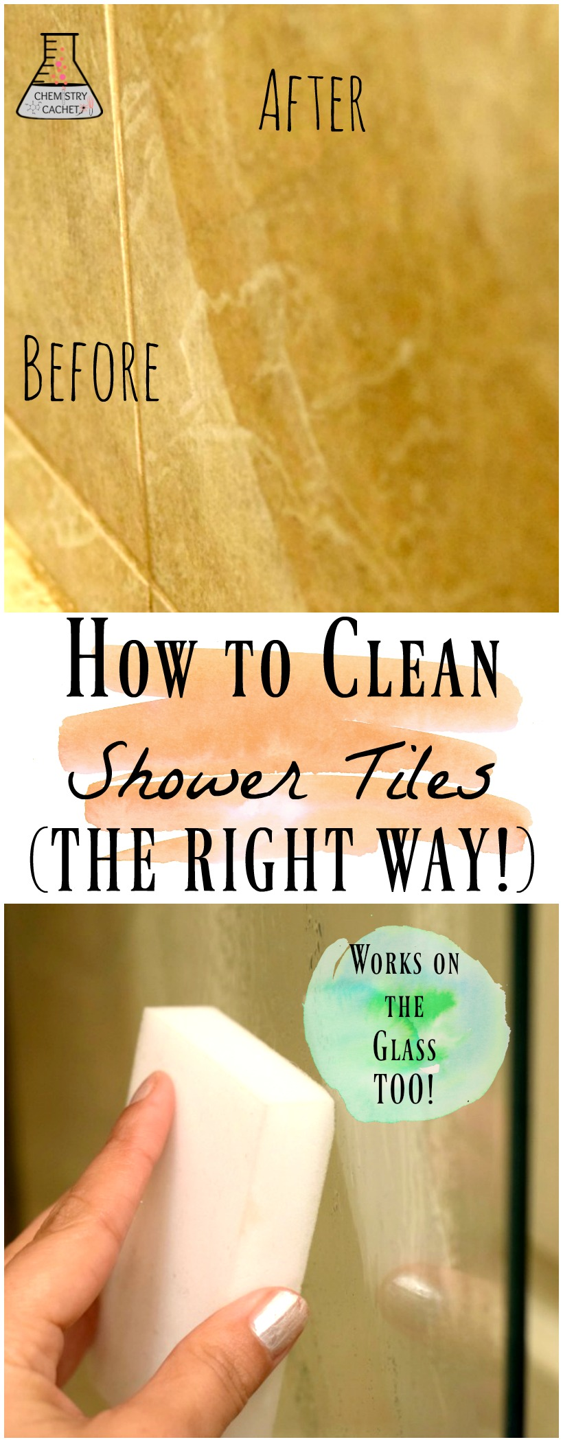 How to Clean Shower Tile the Right Way Safe for Natural Stone