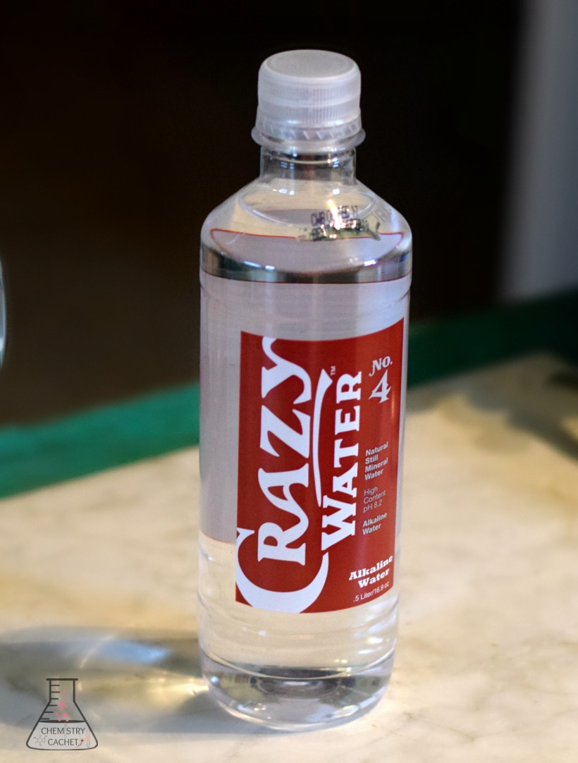 Incredible Reasons to drink alkaline water. Like the CRAZY water from Mineral Wells, Tx on chemistrycachet.com
