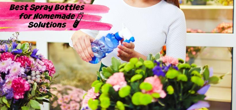 The BEST Spray Bottles for Homemade Solutions on chemistrycachet.com
