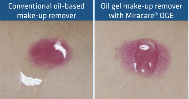 oil gel miracare