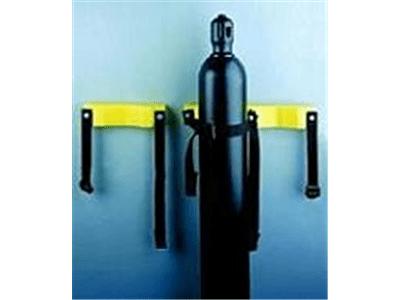 Poly Bumper Brackets | Cylinder wall racks