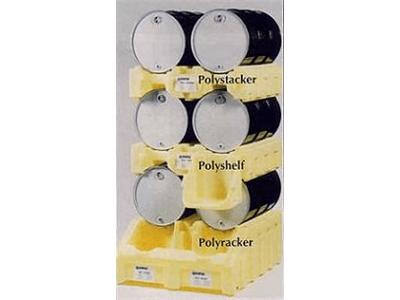 Polyracker   Dispensing stations