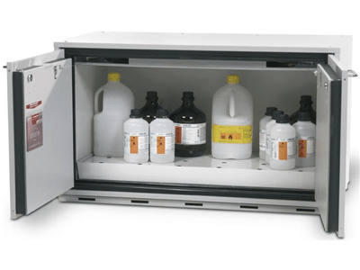 EN 14470-1 90 Minute Fire Rated Laboratory Cabinets – Underbench