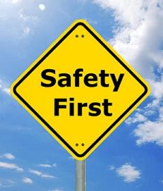 safety first | hazardous chemical storage