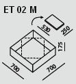 ET 02 M   Ecco Tarp