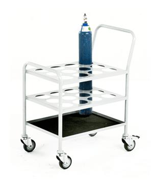 Gas Cylinder Trolley - SMIS918 - SC117