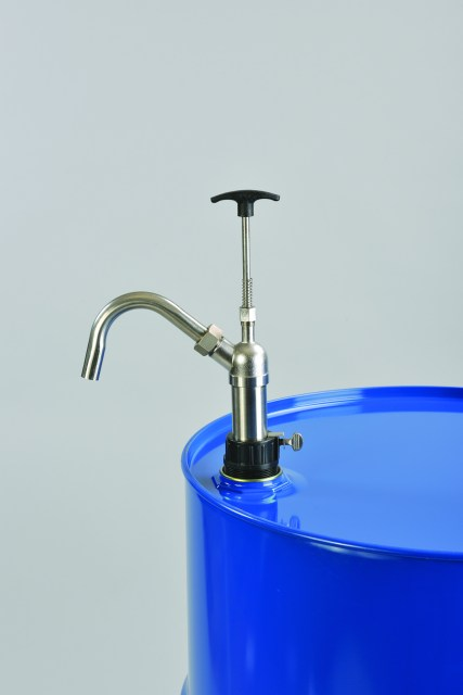 Stainless Steel SS3 Manual Pump