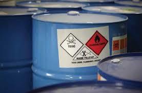 Flammable Drum Handling