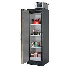 flammable material storage cabinet long